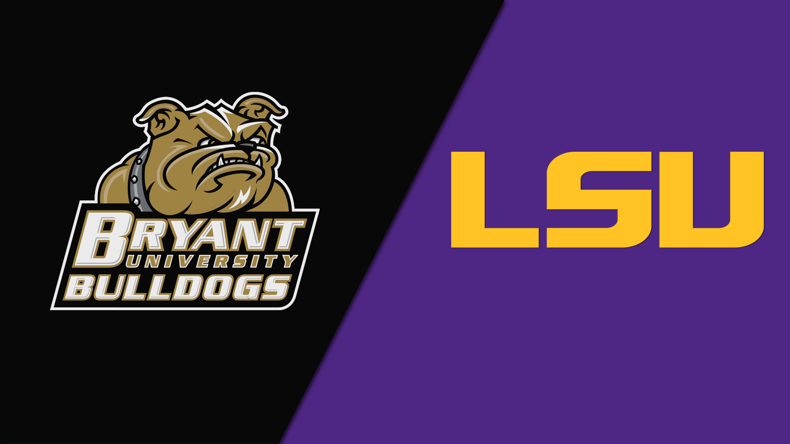 Bryant vs. LSU (Baseball)