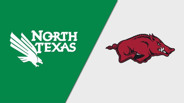 North Texas vs. #3 Arkansas (First Round) (NCAA Women's Soccer Championship)