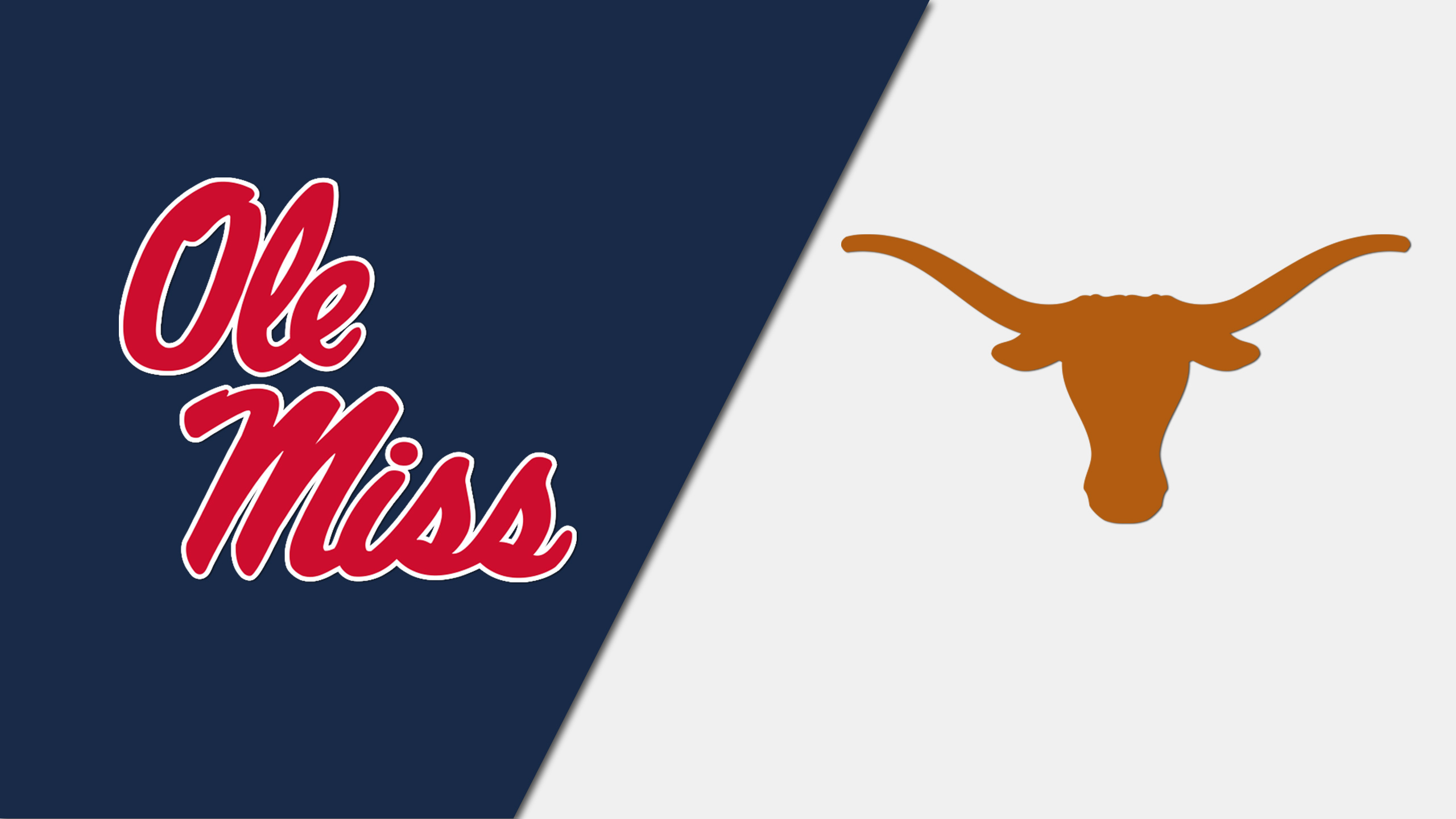 Ole Miss vs. #10 Texas (Softball) (re-air)