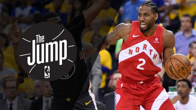 Fri, 6/14 - NBA: The Jump