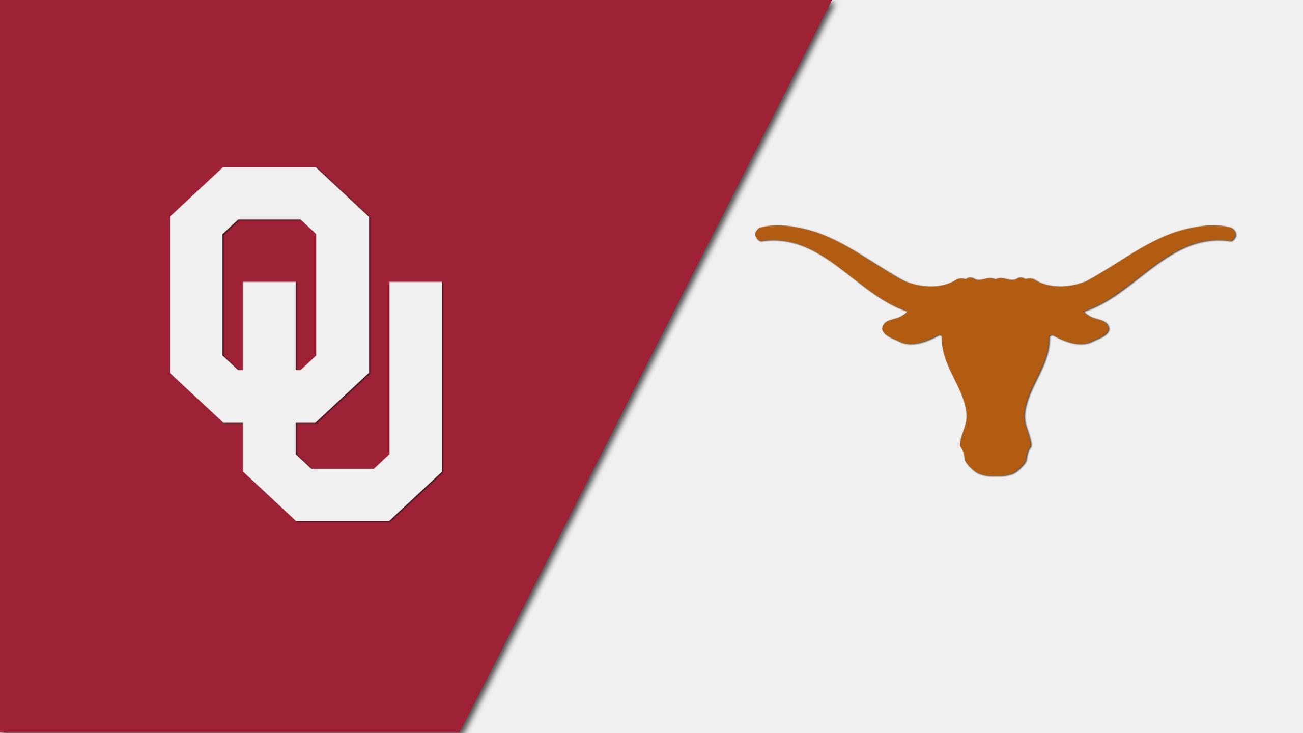 Oklahoma vs. Texas (re-air)