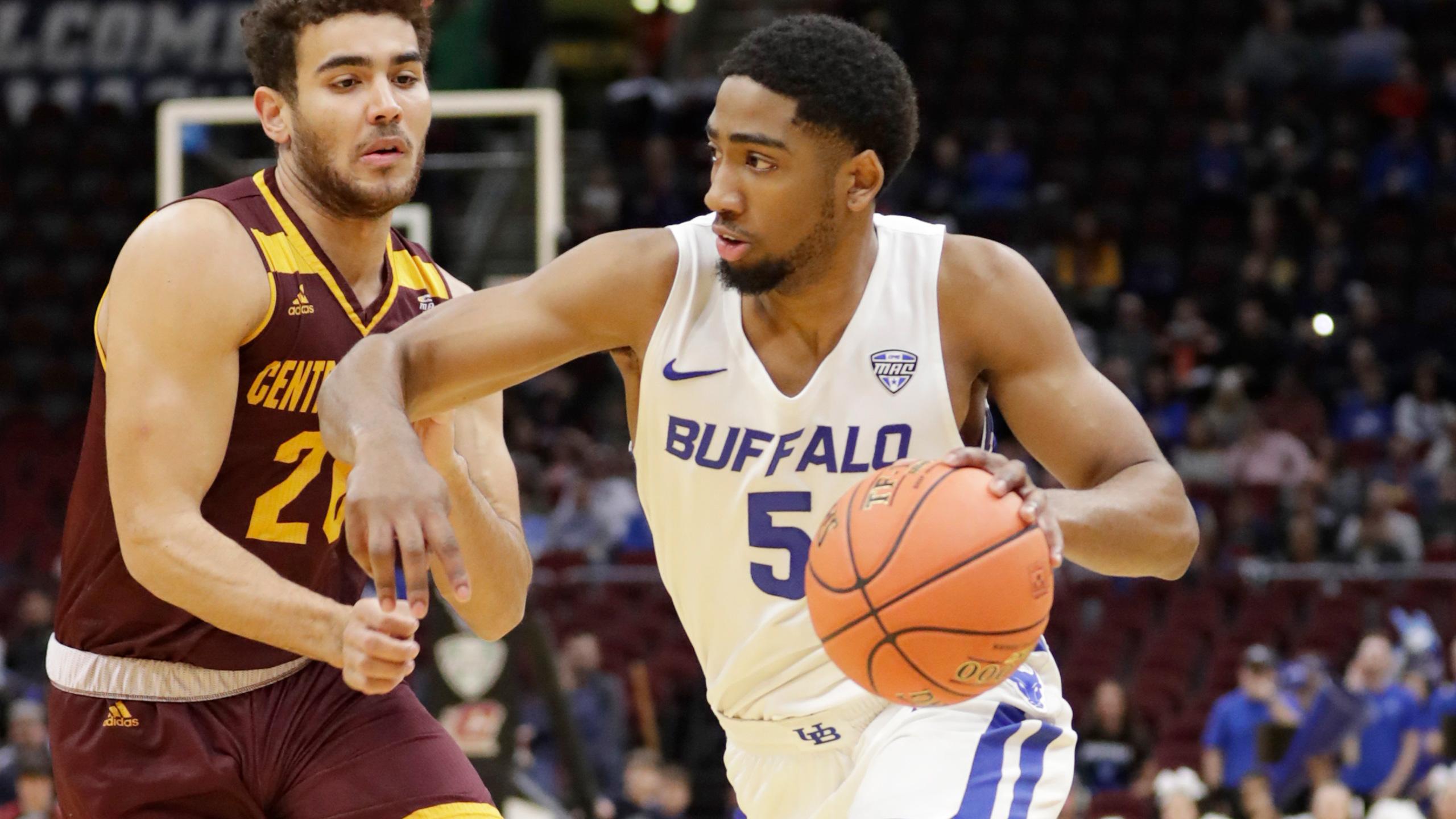 Bowling Green vs. #18 Buffalo (Championship) (MAC Men's Basketball Tournament)