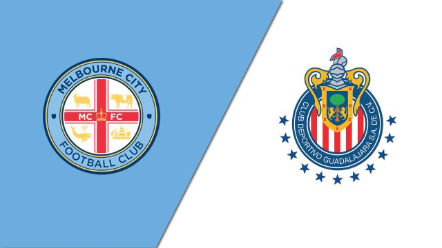 Melbourne City FC Under-14 vs. Chivas de Guadalajara Under-14