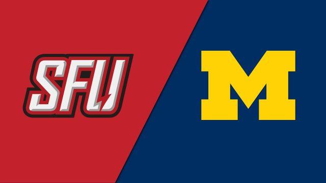 Saint Francis (PA) vs. #15 Michigan (Site 7 / Game 2) (NCAA Softball Championship)