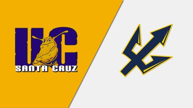 UC Santa Cruz vs. #6 UC San Diego (M Volleyball)