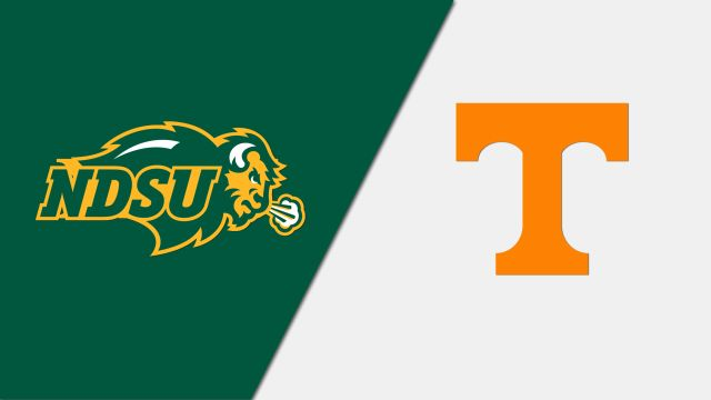 North Dakota State vs. Tennessee (W Volleyball)