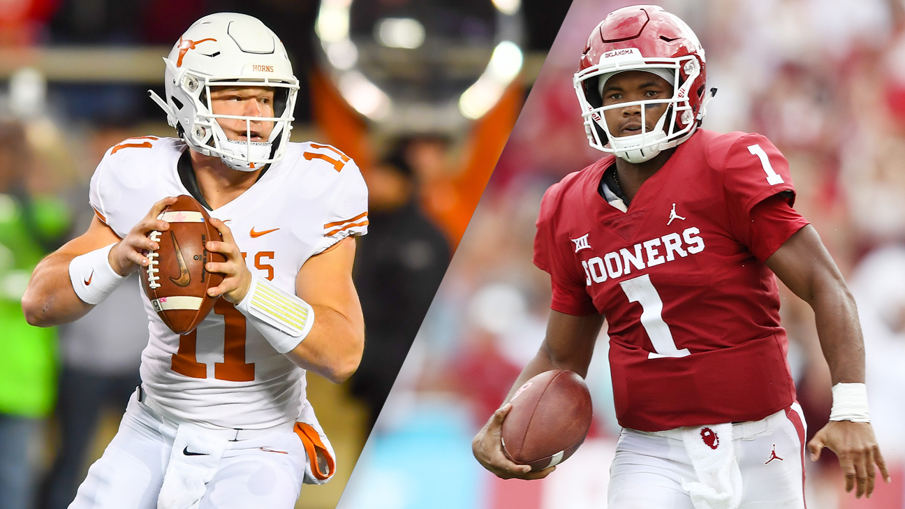 #14 Texas vs. #5 Oklahoma (re-air)