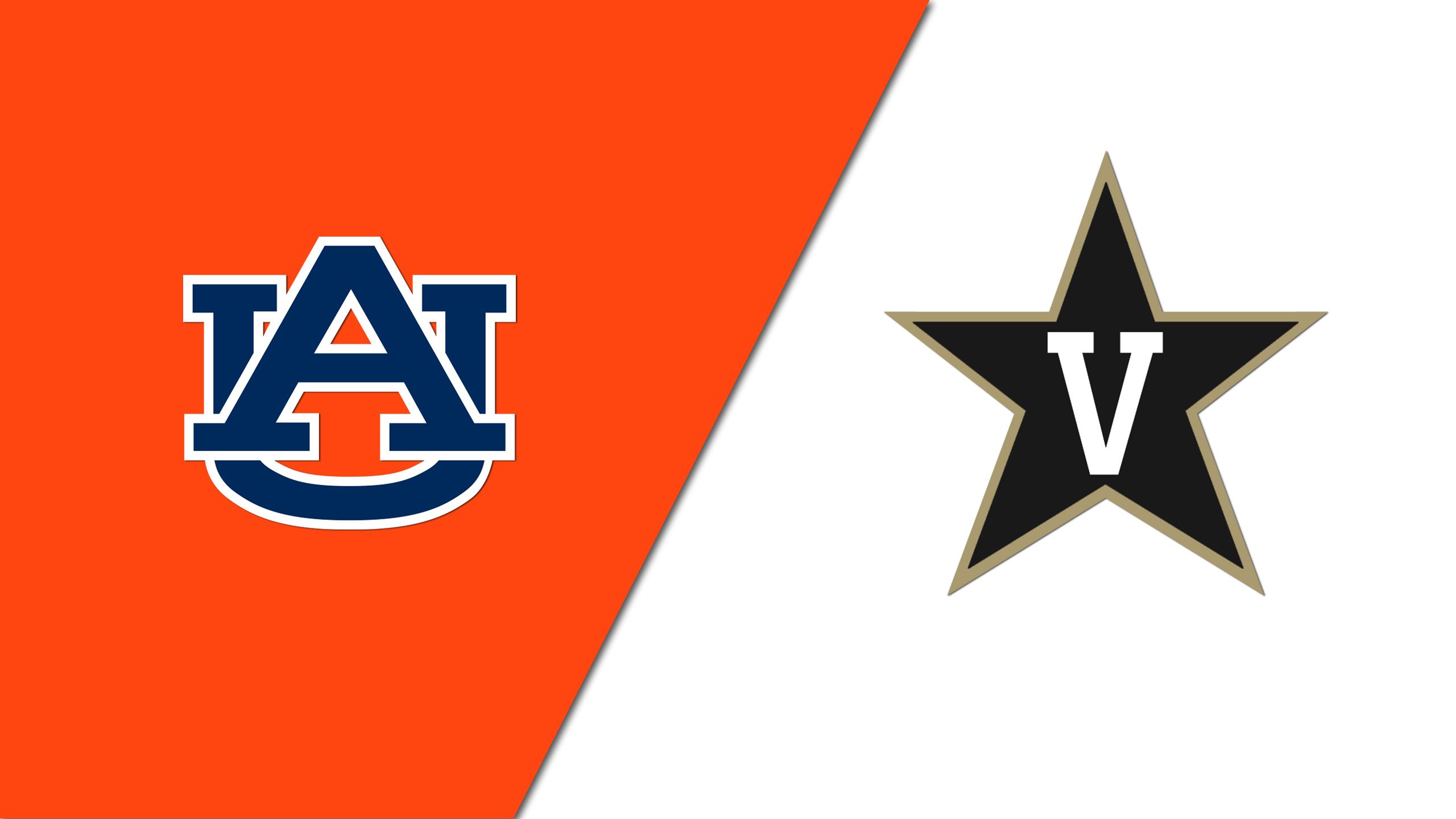 #21 Auburn vs. #4 Vanderbilt (Baseball)