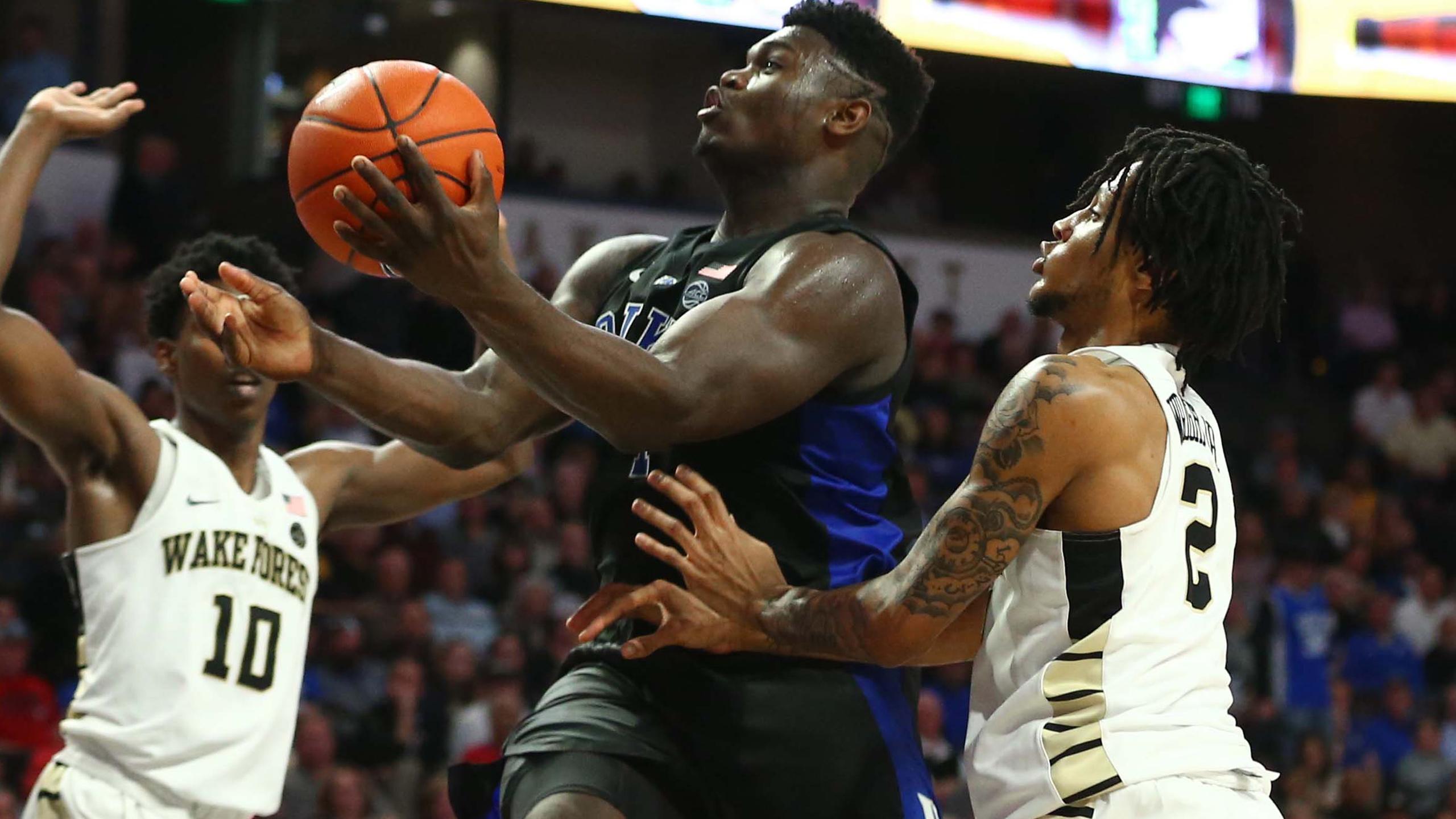 #1 Duke vs. Wake Forest (M Basketball)