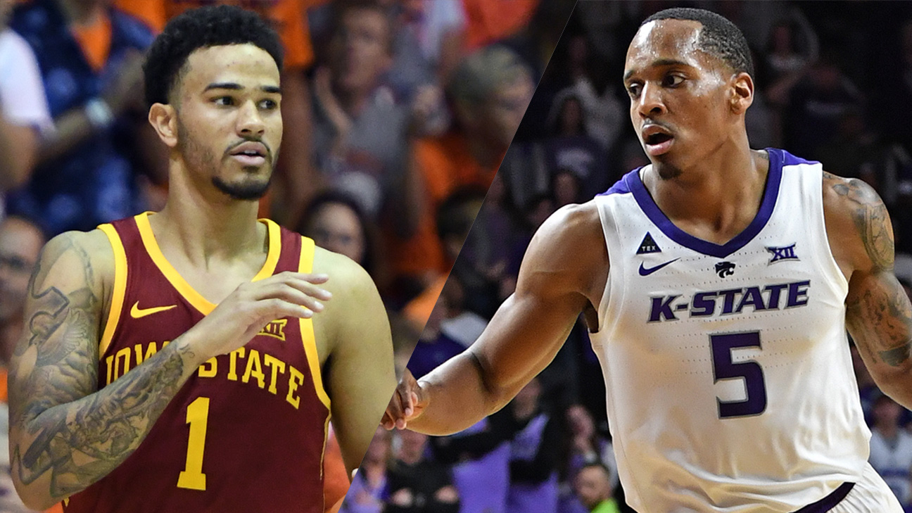 #23 Iowa State vs. #18 Kansas State (M Basketball) (re-air)