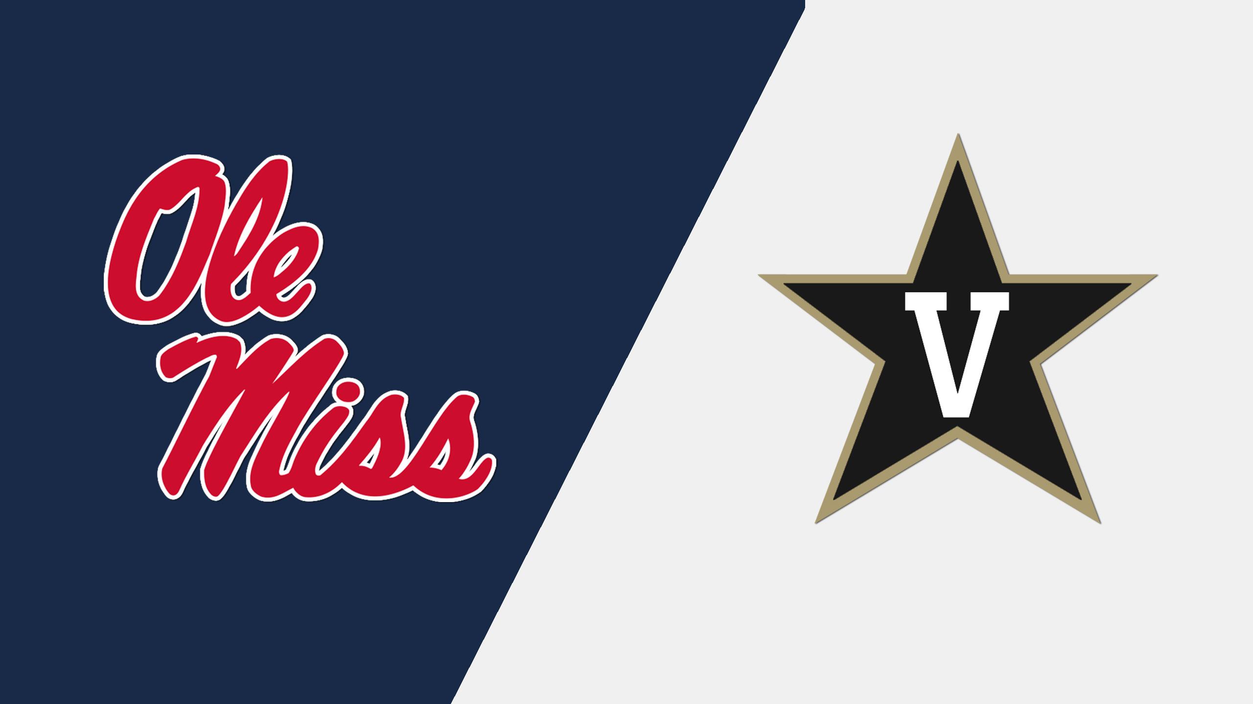 Ole Miss vs. Vanderbilt