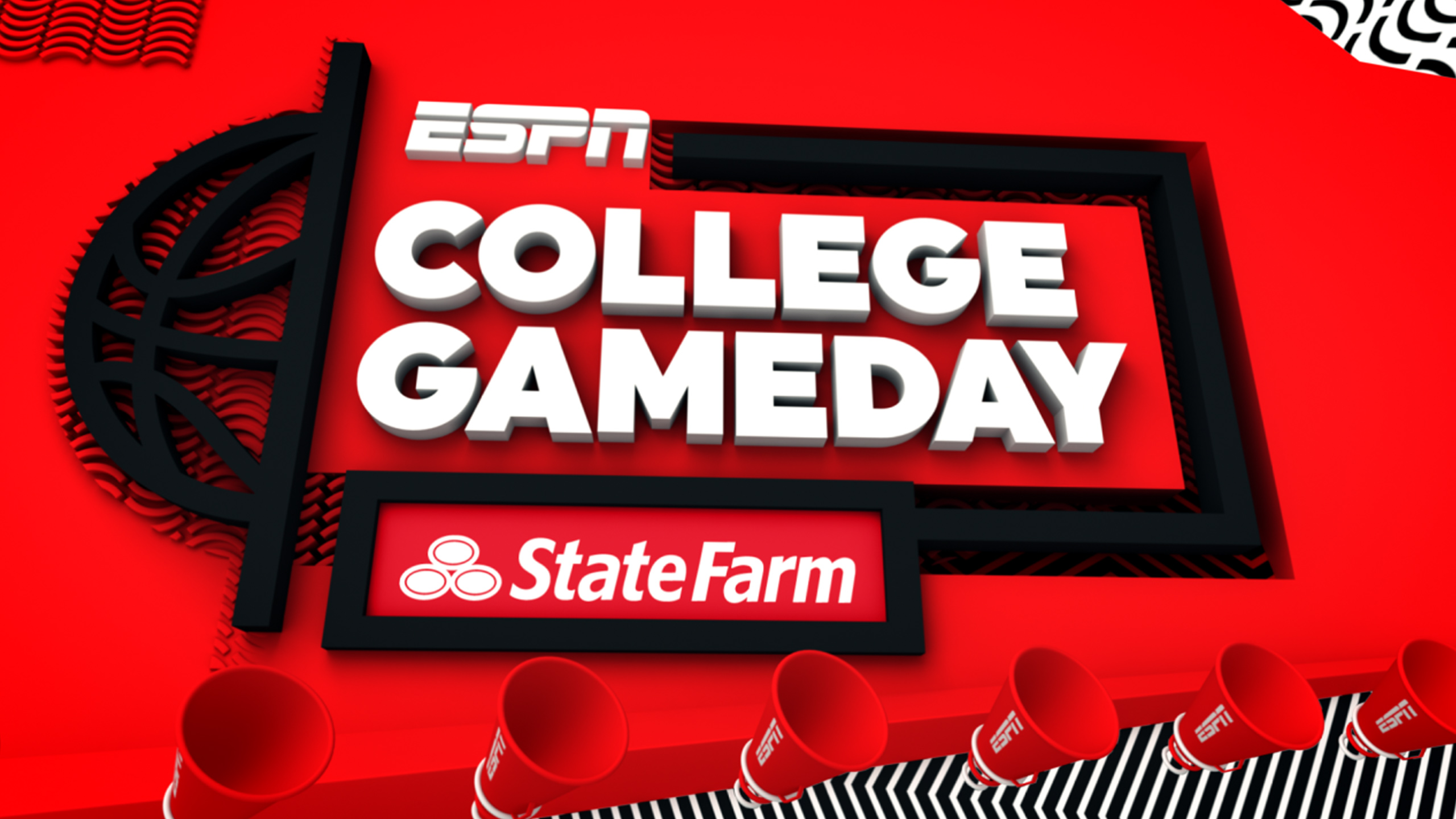 College GameDay covered by State Farm