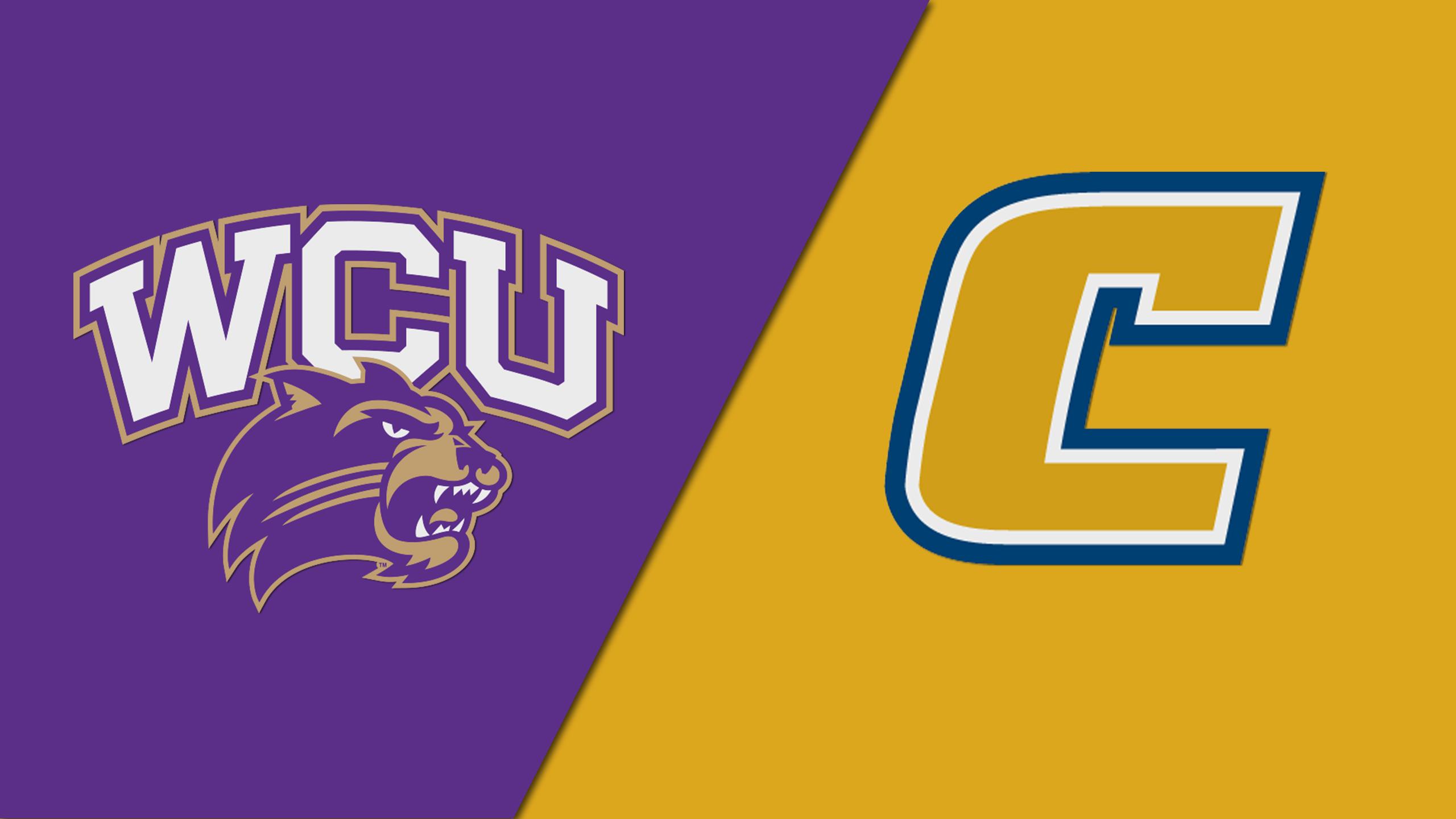 Western Carolina vs. Chattanooga (Softball)