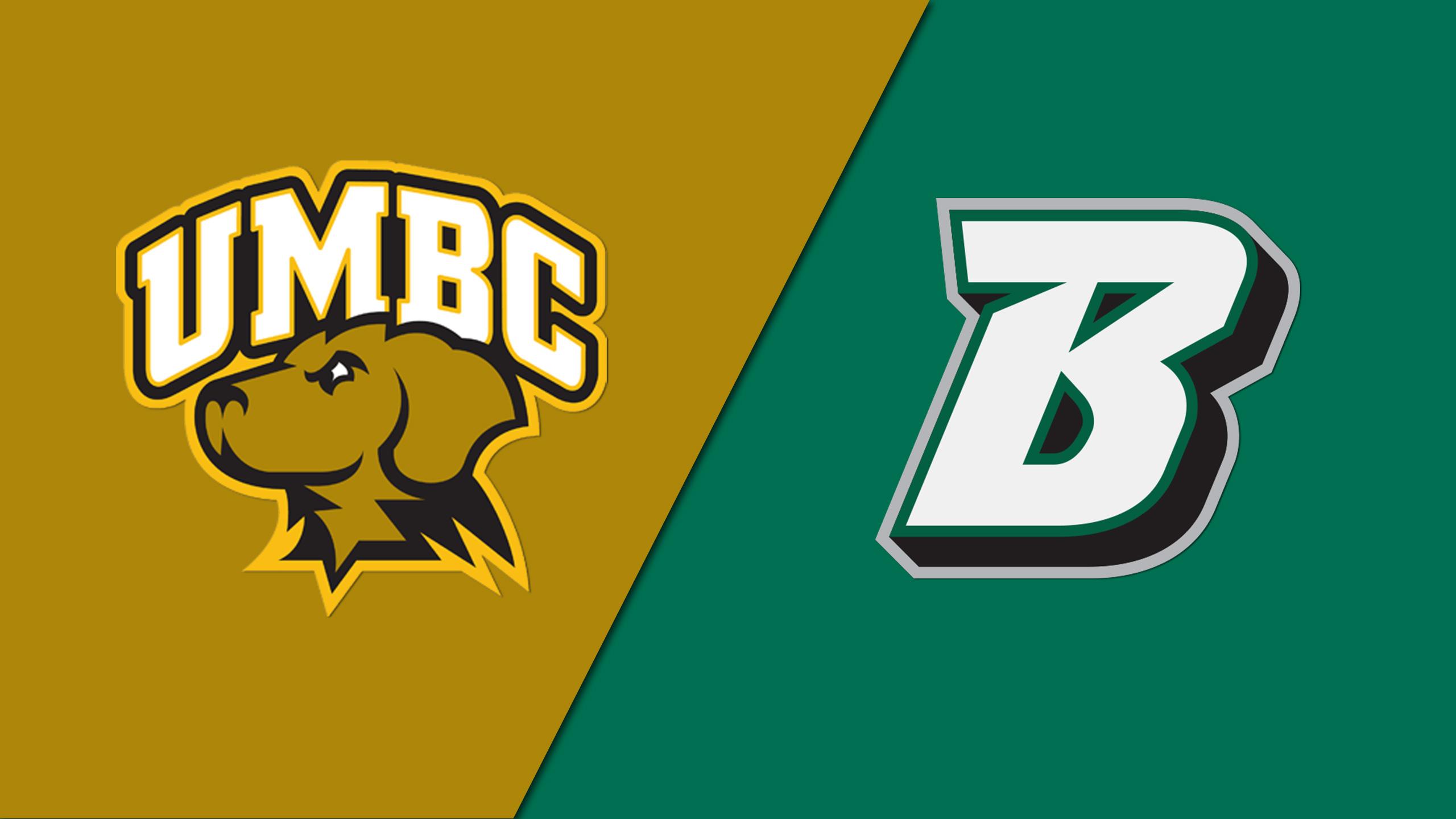 UMBC vs. Binghamton (W Basketball)
