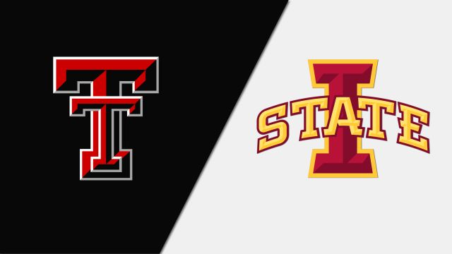 Sat, 2/22 - Texas Tech vs. Iowa State (M Basketball)