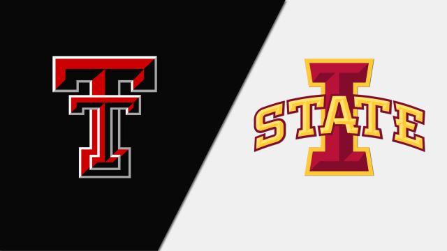 Texas Tech vs. Iowa State (M Basketball)