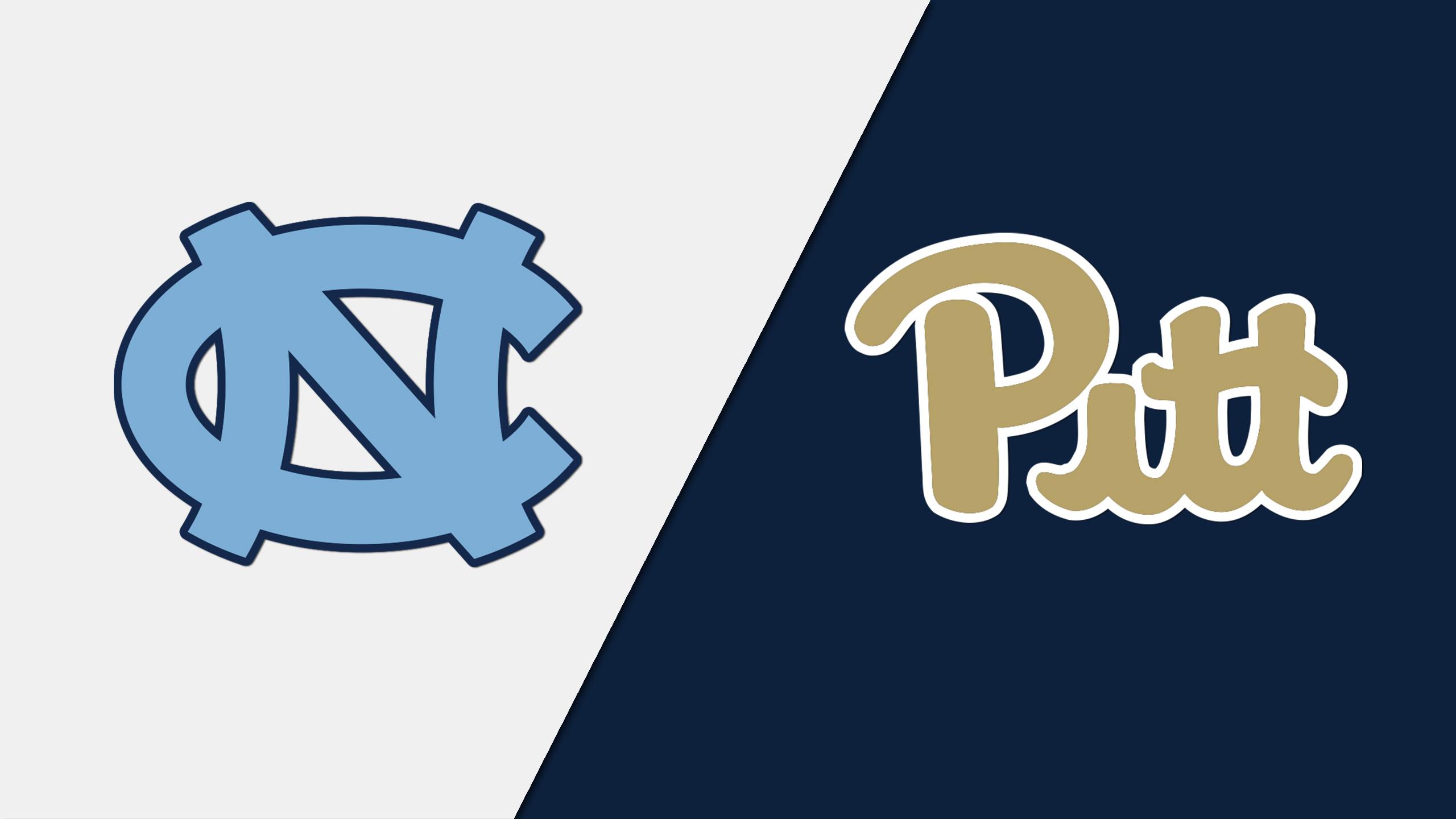 North Carolina vs. Pittsburgh (W Basketball)