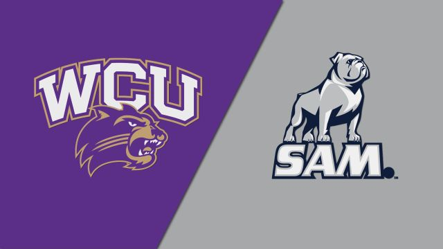 Western Carolina vs. Samford (W Volleyball)