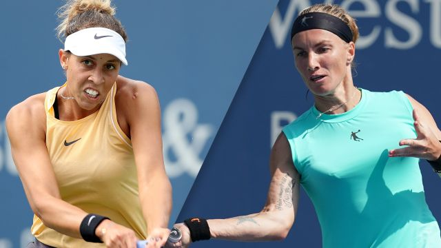 (16) Keys vs. Kuznetsova (Women's Final)