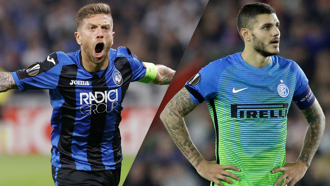 Atalanta vs. Internazionale (re-air)