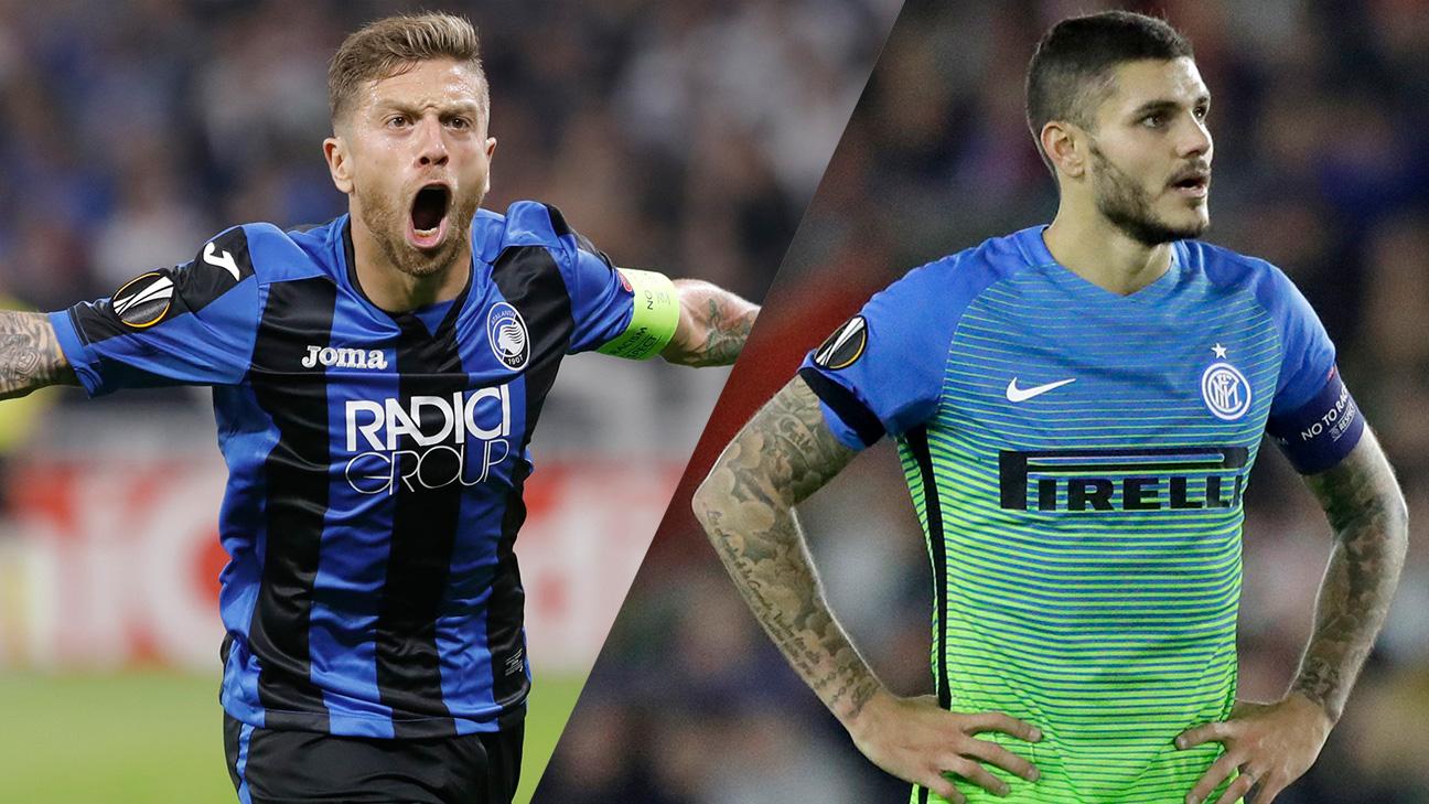Atalanta vs. Inter Milan