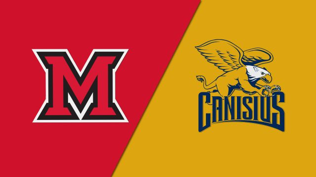 Miami (OH) vs. Canisius (W Basketball)