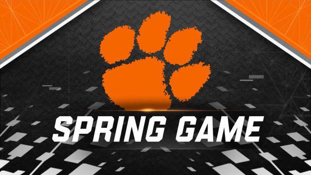 Clemson Football Spring Game