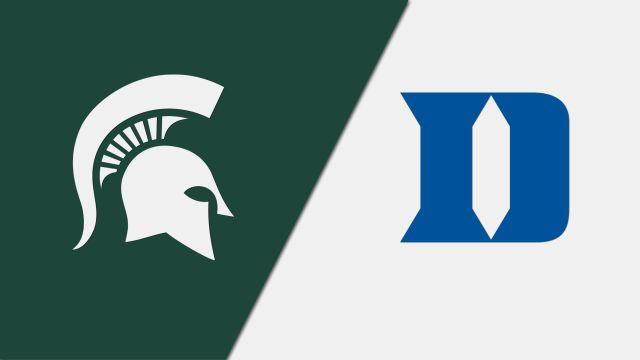 #6 Michigan State vs. #1 Duke - 12/01/2010