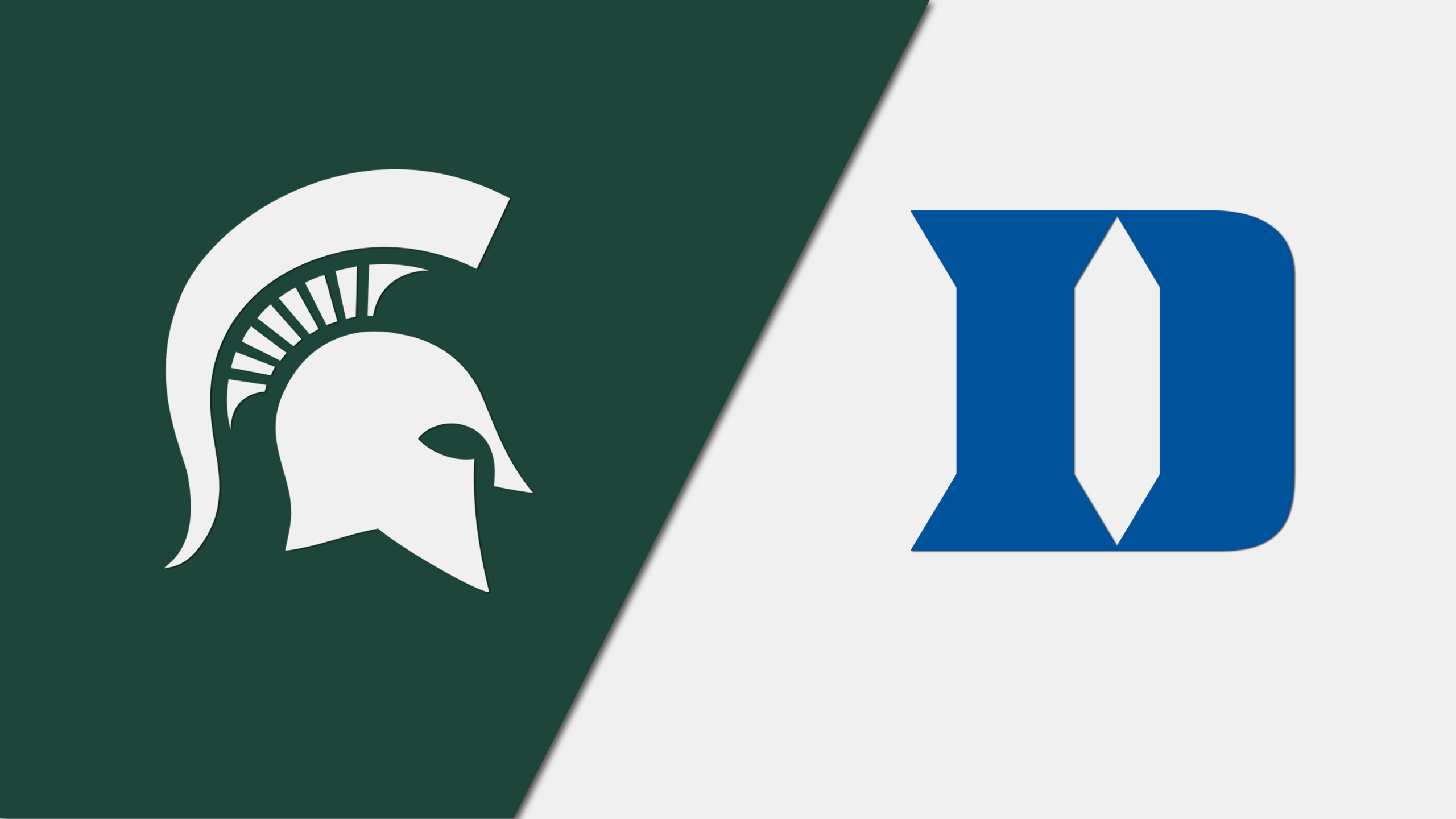 #6 Michigan State vs. #1 Duke (re-air)