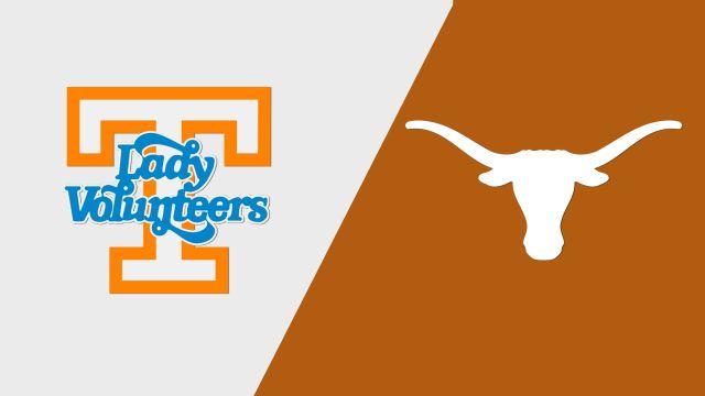 Tennessee vs. Texas (W Basketball)