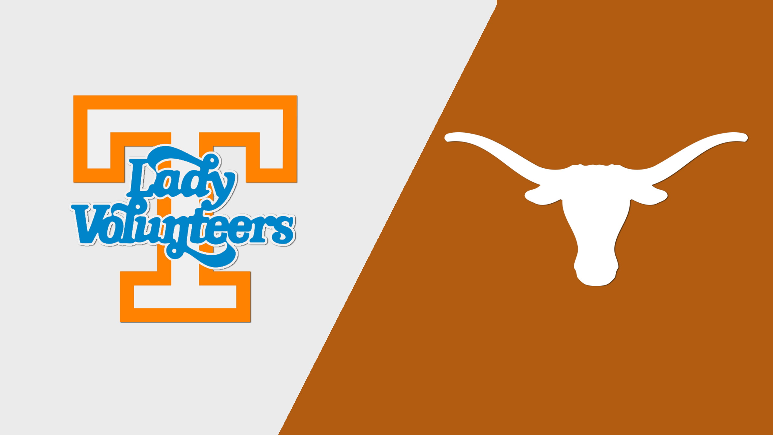 #9 Tennessee vs. #12 Texas (W Basketball) (re-air)
