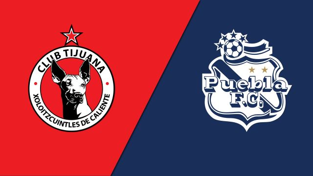 In Spanish-Club Tijuana vs. Puebla (Jornada 8) (Liga MX)