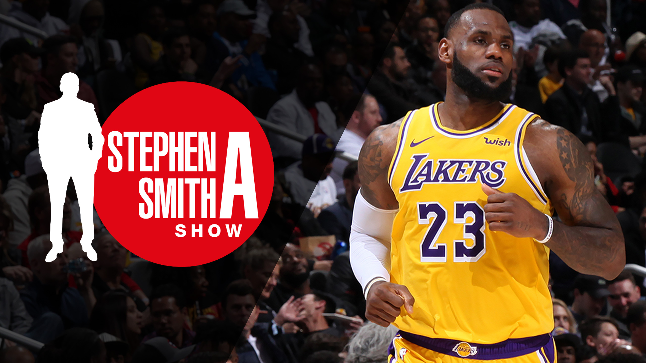 Fri, 2/15 - The Stephen A. Smith Show Presented by Progressive