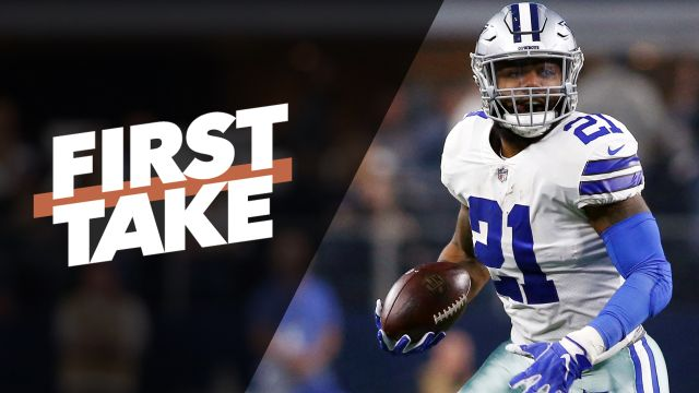 Tue, 8/20 - First Take Presented by 5-Hour Energy