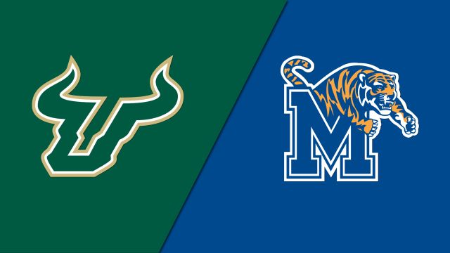 South Florida vs. Memphis (W Basketball)