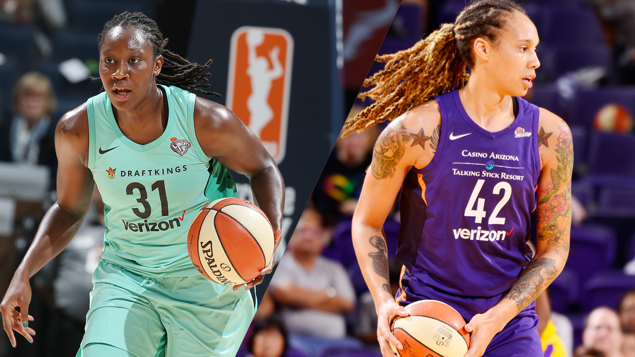 New York Liberty vs. Phoenix Mercury