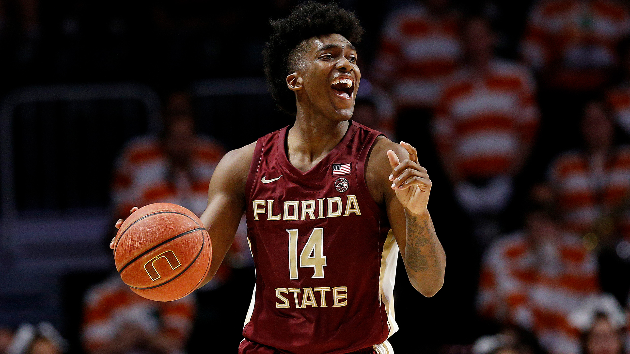 #17 Florida State vs. Georgia Tech (M Basketball)
