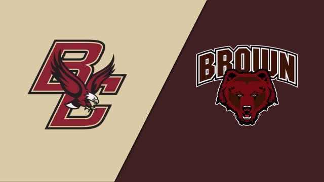 Boston College vs. Brown (Court 2)