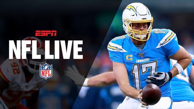 Tue, 11/19 - NFL Live