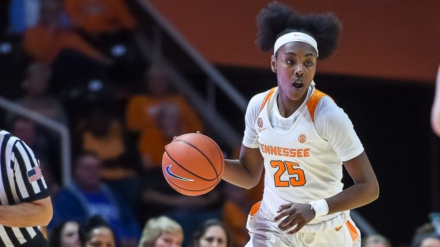Sun, 12/8 - Texas vs. #17 Tennessee (W Basketball)