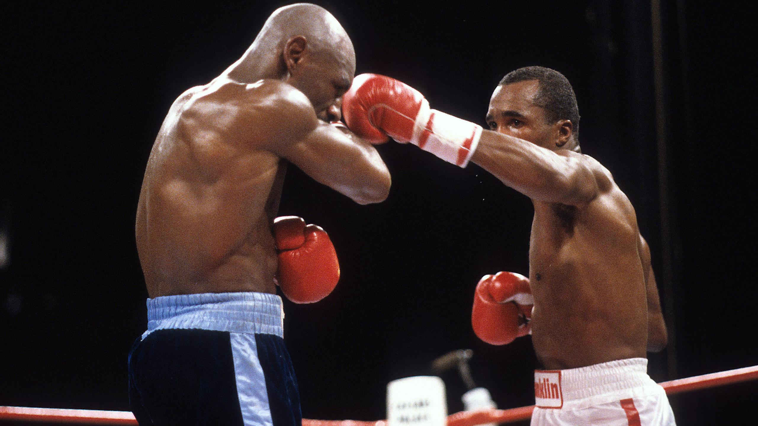 Top Rank Classic Fights: Marvin Hagler vs. Ray Leonard