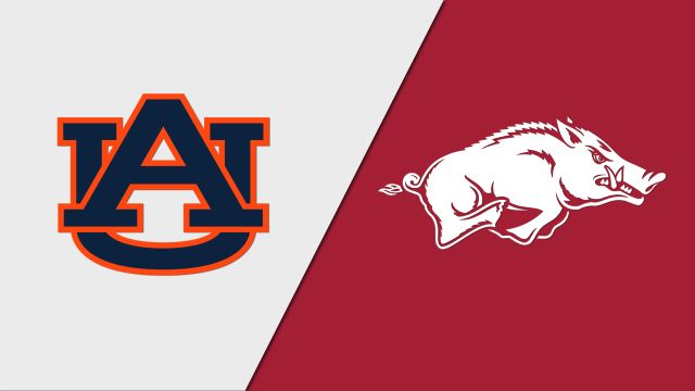 Auburn vs. Arkansas (W Volleyball)