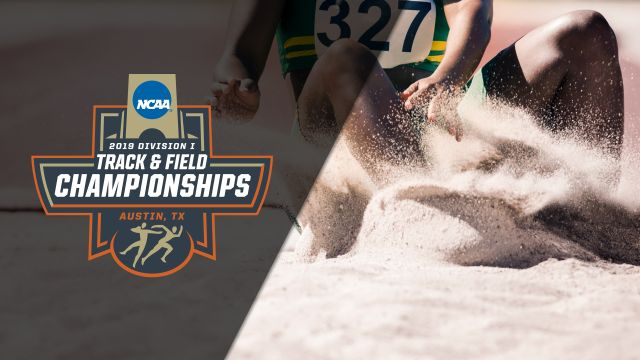NCAA Track & Field Outdoor Championships - Dec LJ (Flight 2) (Feed #3)