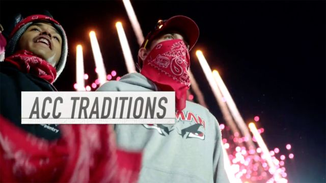 ACC Traditions: Boston College