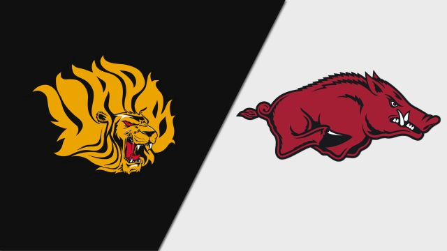 Arkansas-Pine Bluff vs. #10 Arkansas (Baseball)