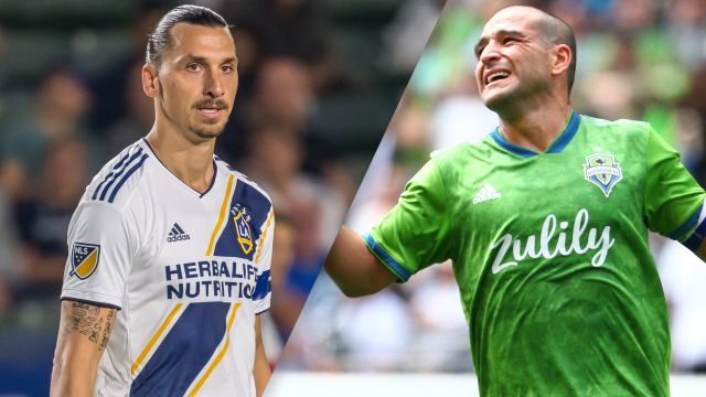 Sat, 8/17 - LA Galaxy vs. Seattle Sounders FC