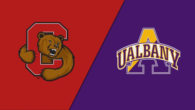 Cornell vs. Albany (W Basketball)