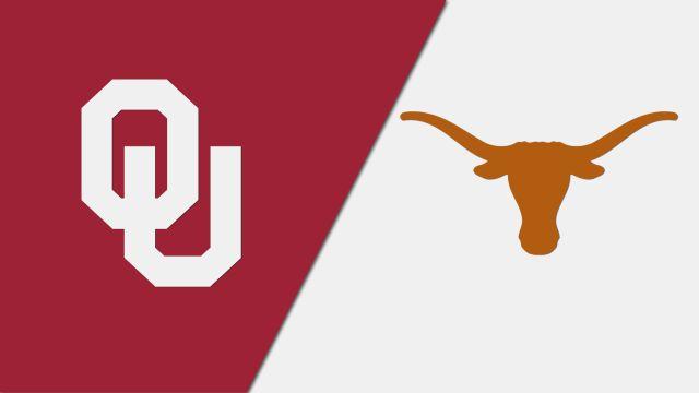 #1 Oklahoma vs. #10 Texas (Softball)