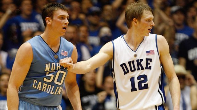 #5 North Carolina vs. #16 Duke (Outermarket) - 2/7/2007