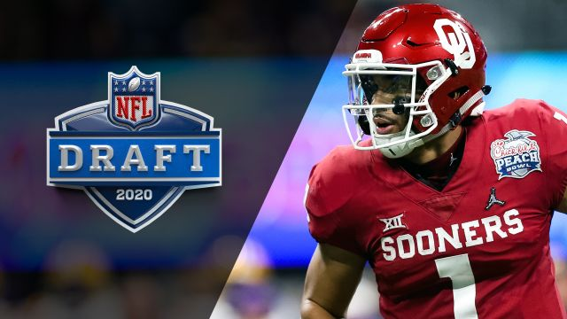2020 NFL Draft Presented by Lowe's (Rounds 2-3)